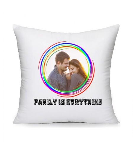 Perna personalizata cu poza family