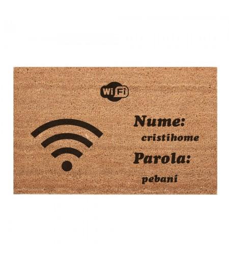 Covoras intrare exterior wi-fi