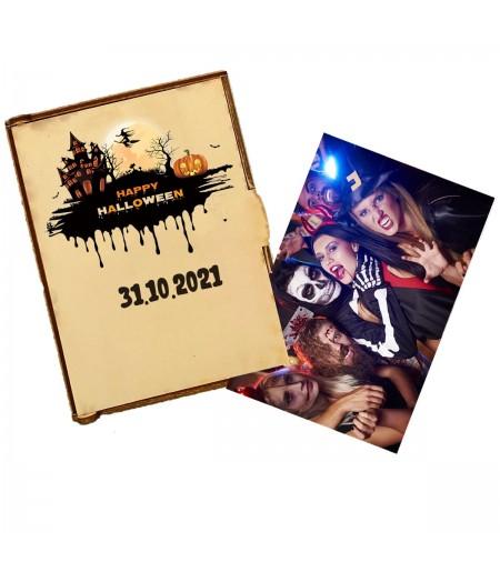 Cutia cu amintiri halloween -20 fotografii